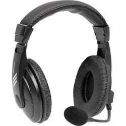 Наушники Defender Gryphon NH-750 Black (63750) 7163af040ae31